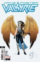 Valkyrie #1 Reviews
