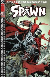 Spawn #200 Cover B - Finch