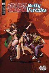 Red Sonja & Vampirella Meet Betty & Veronica #6 Cover E Staggs
