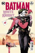 Batman: White Knight #8 Variant Edition