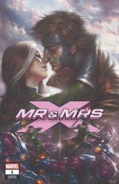 Mr. & Mrs. X #1 Lucio Parrillo Variant