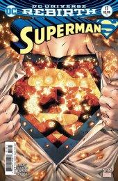 Superman #17 Variant Edition