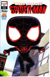 Miles Morales: Spider-Man #11 Incentive Hayhurst Funko Variant