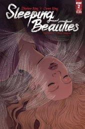 Sleeping  Beauties #2 Cover B Woodall
