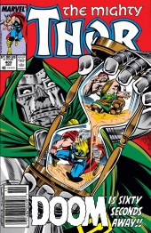 The Mighty Thor #409 Newsstand Edition