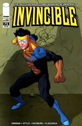 Invincible #75 Retailer Appreciation Variant