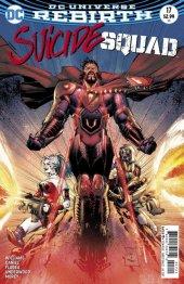 Suicide Squad #17 Variant Edition