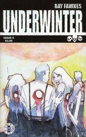 Underwinter #6 Cover B Quartet Variant