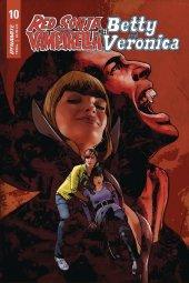 Red Sonja & Vampirella Meet Betty & Veronica #10 Cover E Staggs