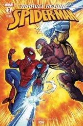 Marvel Action: Spider-Man #3 Original Cover
