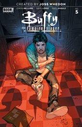 Buffy the Vampire Slayer #5 1:25 Cover Putri