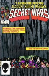 Marvel Super Heroes: Secret Wars #4
