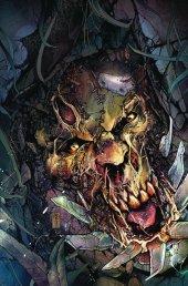 Van Helsing Vs. League Monster #1 Cover F Blank Sketch