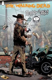 The Walking Dead #1 15th Anniversary Montasy Comics Exclusive Variant