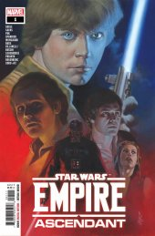 Star Wars: Empire Ascendant #1 Original Cover