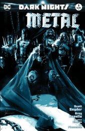 Dark Nights: Metal #1 Jock Variant A