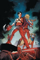 Death To Army The Of Darkness #1 Andolfo Ltd Virgin Cover