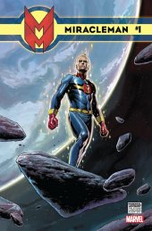 Miracleman #1 Jerome Opena Variant