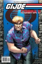 G.I. Joe: Cobra II #3 Original Cover