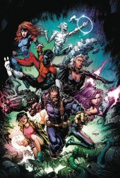 Uncanny X-Men #1 1:200 David Finch Virgin Variant