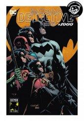 Detective Comics #1000 Newbury Comics Exclusive Patrick Gleason & Alejandro Sanchez Trade Dress Variant