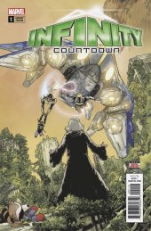 Infinity Countdown #1 2nd Printing Kuder Variant