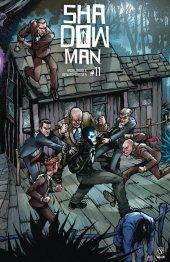 Shadowman #11 Cover D 1:20 Cover Interlocking