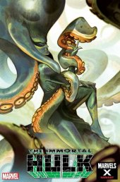The Immortal Hulk #30 Marvels X Variant Cover