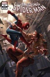 The Amazing Spider-Man #21 Junggeun Yoon Variant A