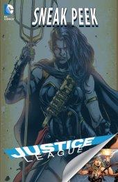 Justice League: DC Sneak Peek