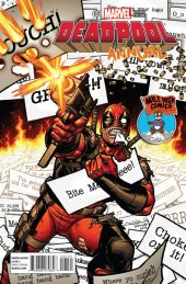 Deadpool Annual #1 Mile High Comics Variant