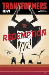 Transformers: Redemption #1 Subscription Variant