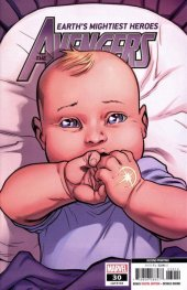 Avengers #30 2nd Printing
