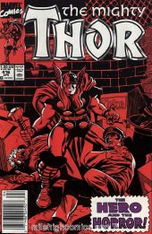 The Mighty Thor #416 Newsstand Edition