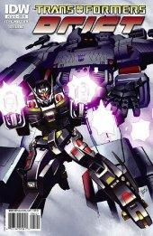 The Transformers: Drift #2 RI Cover