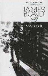 James Bond #1 Hardman Black & White Variant