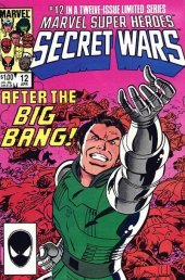 Marvel Super Heroes: Secret Wars #12