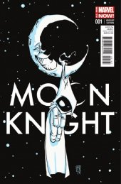 Moon Knight #1 Skottie Young Baby Variant