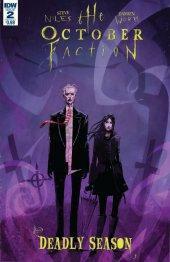 The October Faction: Deadly Season #2 Original Cover