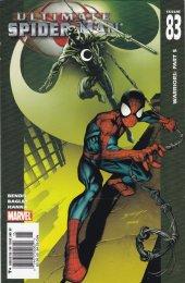 Ultimate Spider-Man #83 Newsstand Edition