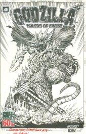 Godzilla: Rulers of Earth #18 Artist