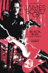 James Bond: Black Box #4 Cover C Taylor
