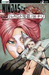 Ninjas & Robots #2 Cover B Jung