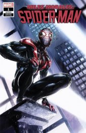 Miles Morales: Spider-Man #1 Clayton Crain Variant A