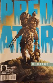 Predator: Hunters III #1 variant edition