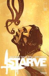 Starve #2 SDCC Variant