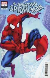 The Amazing Spider-Man #1 1:25 Shane Davis Variant
