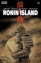 Ronin Island #3 Preorder Young Variant