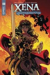 Xena: Warrior Princess #8 Cover B Cifuentes