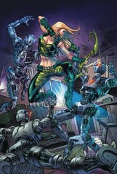 Robyn Hood: Vigilante #2 Cover B Goh